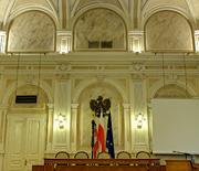 Urząd Miejski w Bielsku-Białej - Sala Sesyjna