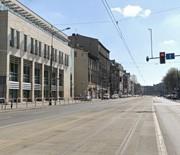 Ulica Warszawska - Budynek NBP