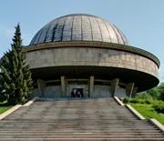Przed Planetarium