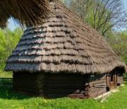 Podregion Pszczyńsko-Rybnicki - zagroda bogatego chłopa