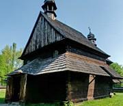 Podregion Pszczyńsko-Rybnicki - kościół z Nieboczow