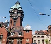 Wieża ciśnień Szpitala Klinicznego