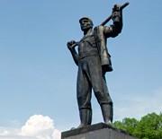 Pomnik Wincentego Pstrowskiego i Muzeum Górnictwa Węglowego