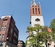 Rynek - Kościół Wniebowzięcia NMP