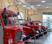 Centralne Muzeum Pożarnictwa w Mysłowicach - Hala nr 1
