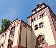 Dawny Dom Kawalera (obecnie budynek Dyrekcji)