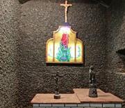 Kopalnia Guido w Zabrzu - poziom 170 - kaplica