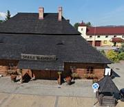 Rynek w Jeleśni, Stara Karczma z zewnątrz