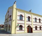 Żarki - dawna synagoga