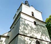 Kościół Podwyższenia Krzyża Świetego i św. Mikołaja w Sławkowie