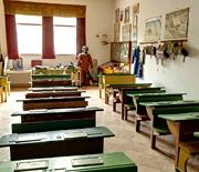 Stara klasa szkolna