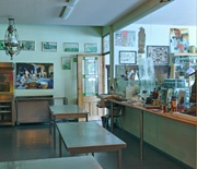 Stara cukiernia w radzionkowskim Muzeum Chleba