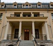 Wejście główne do pałacu