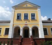 Budynek Nadleśnictwa Złoty Potok