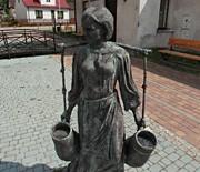 Rynek - figura Nosiwódki