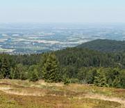 Panorama z Błatniej