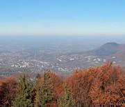 Panorama z Czantorii Wielkiej