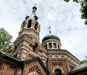 Cerkiew prawosławna Wiery, Nadziei i Luby