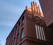 Budynek Akademii i Rektoratu