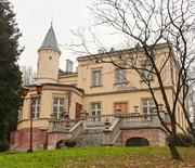 Pałac Ciechanowskich w Będzinie Grodźcu