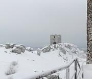 Zamek Olsztyn - panorama