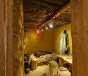 Wystawa archeologiczna - W łużyckiej osadzie