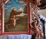 Ołtarz św. Antoniego z Padwy