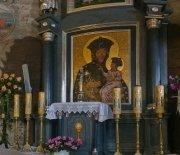 Ołtarz Matki Boskiej Częstochowskiej