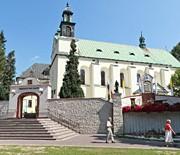 Sanktuarium w Leśniowie