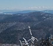 Panorama z Ochodzitej