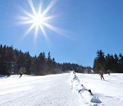 Stoki narciarskie na Hali Miziowej