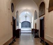 Przejście do klasztoru