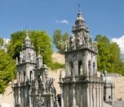 Katedra św. Jakuba Większego w Santiago de Compostela