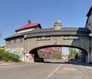 Stacja Emigracyjna i Most Marzeń w Mysłowicach