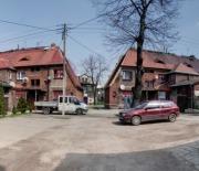 Podwórko przy ul.Staszica