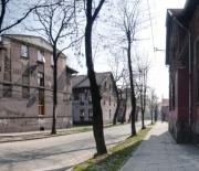 Bytom Bobrek - ulica Czajkowskiego