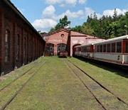 Przed lokomotywownią