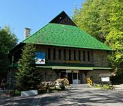 """Kolej linowa """"Szyndzielnia"""" - stacja dolna"""