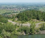 Panorama z Hrobaczej Łąki