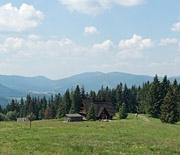Krawców Wierch - panorama