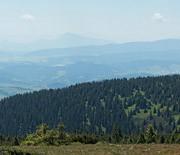 Pilsko - panorama