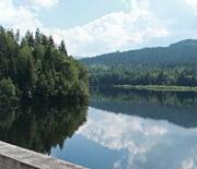 Rzeka Wisła - Jezioro Czerniańskie