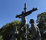 Tajemnice Różańca Świętego - Śmierć Pana Jezusa na krzyżu
