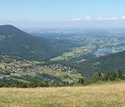 Panorama z Góry Żar