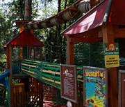Park linowy na Górze Żar