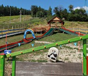 Plac zabaw na Górze Żar