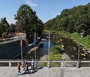Most Graniczny w Cieszynie