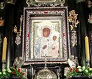 Kaplica Cudownego Obrazu - prezbiterium