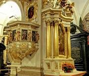 Kaplica Cudownego Obrazu - część renesansowa