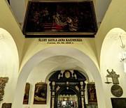 Kaplica Cudownego Obrazu - atrium